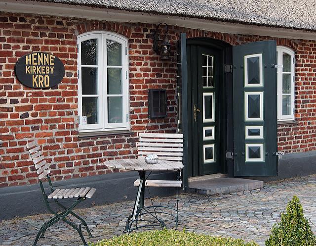 Henne Kirkeby Kro Foto: Flickr/hunbille