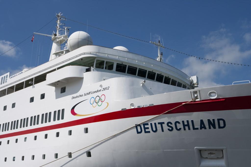Die Deutschland auf Olympiakurs Fotos: Deilmann