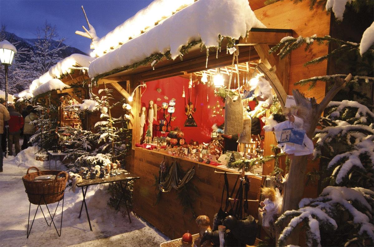 Erdinger Weihnachtsmarkt