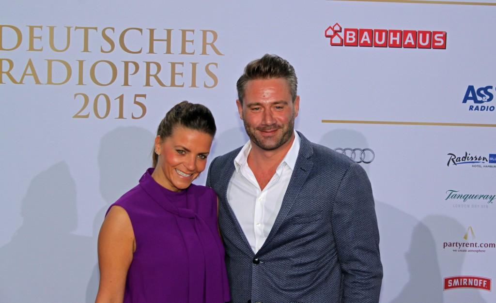 Julia Röntgen und Sasha