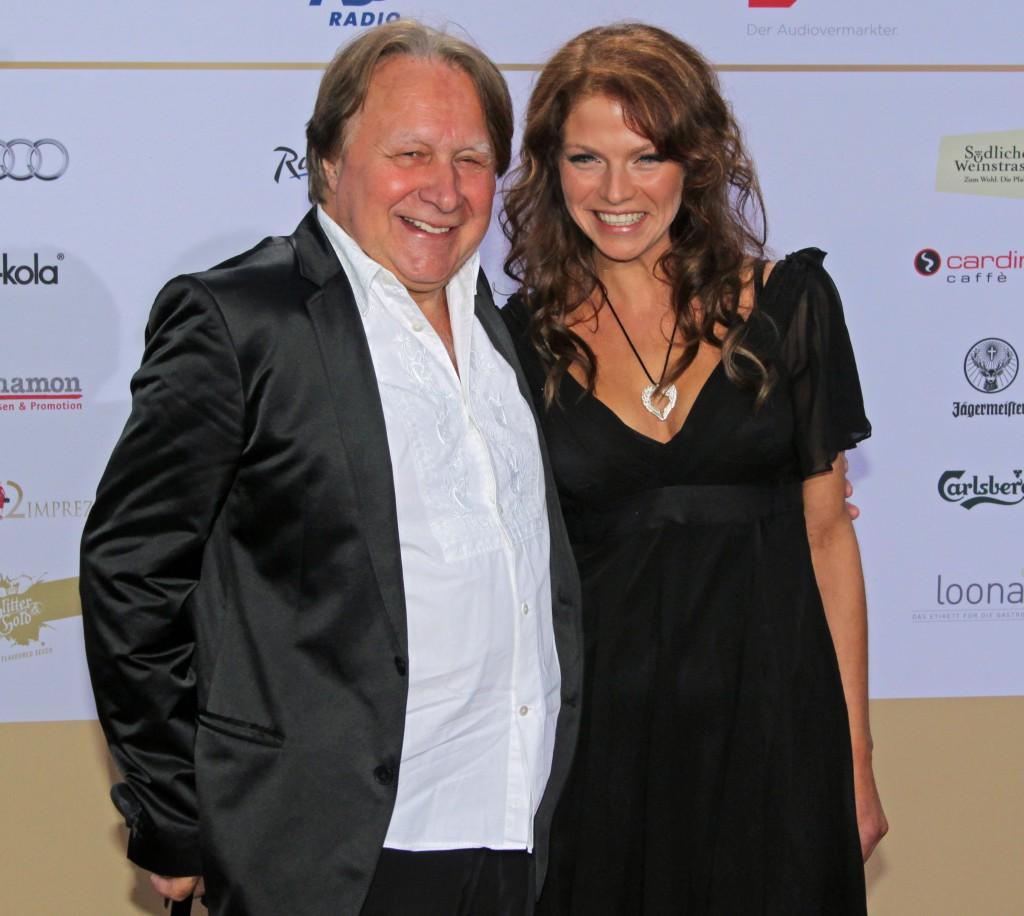 Peter Urban und Ehefrau Laura