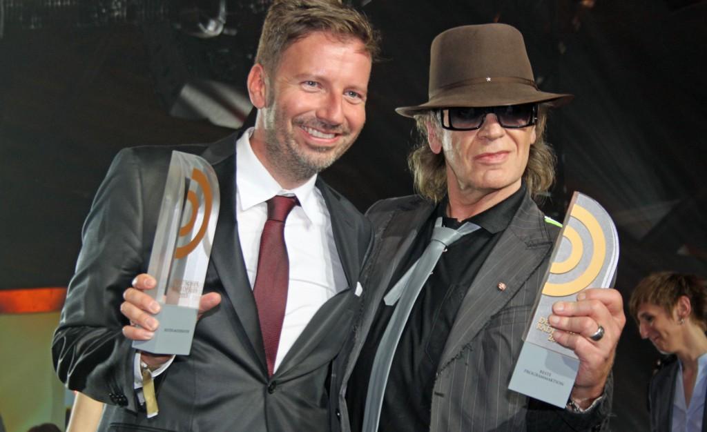 Thorsten Schorn und Udo Lindenberg