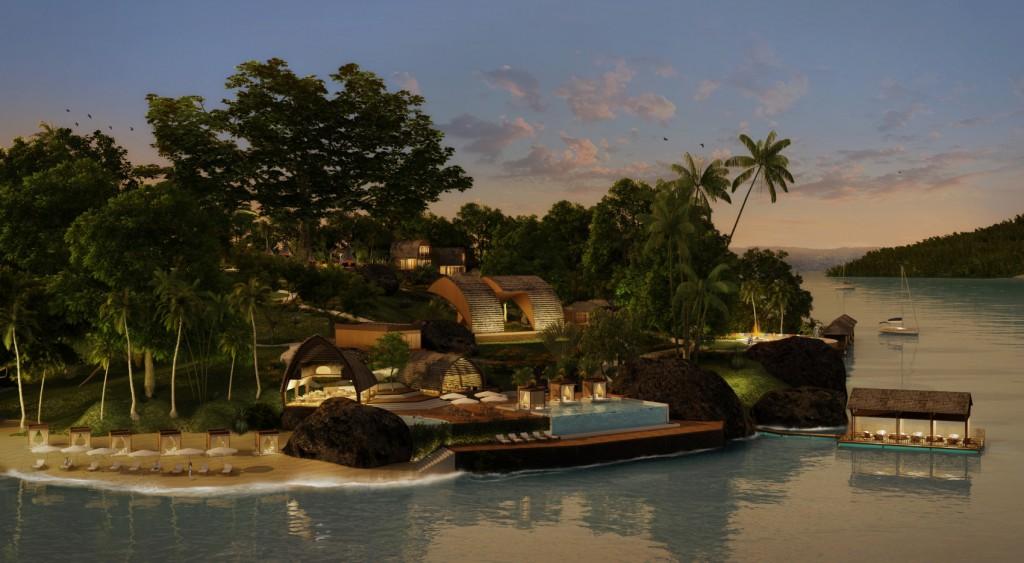 Wer auf der Suche nach dem Paradies ist, kann seinem Ziel ab Sommer 2016 im Sarani Resort & Spa Panama von Preferred Hotels & Resorts näher kommen. Foto: Sarani-Resort