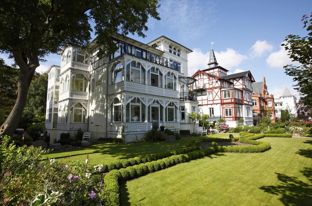 An der Seepromenade in Binz hat auch Henry Maske eine Eigentumswohnung. Foto: Kurverwaltung Binz, Björn Hänssler