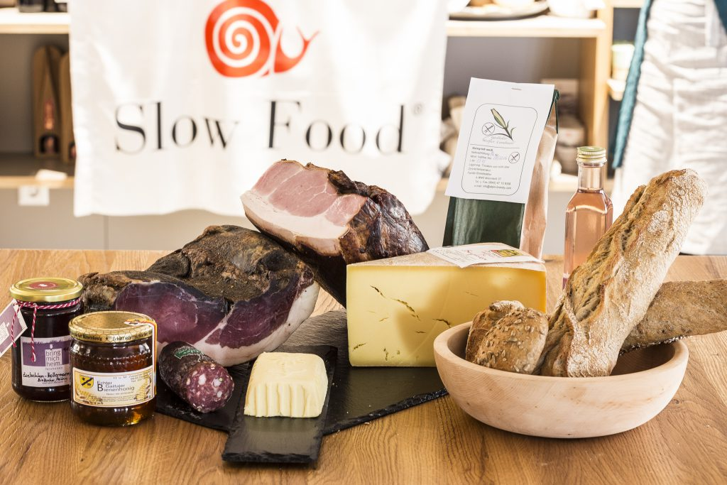 Slow Food Travel Destination