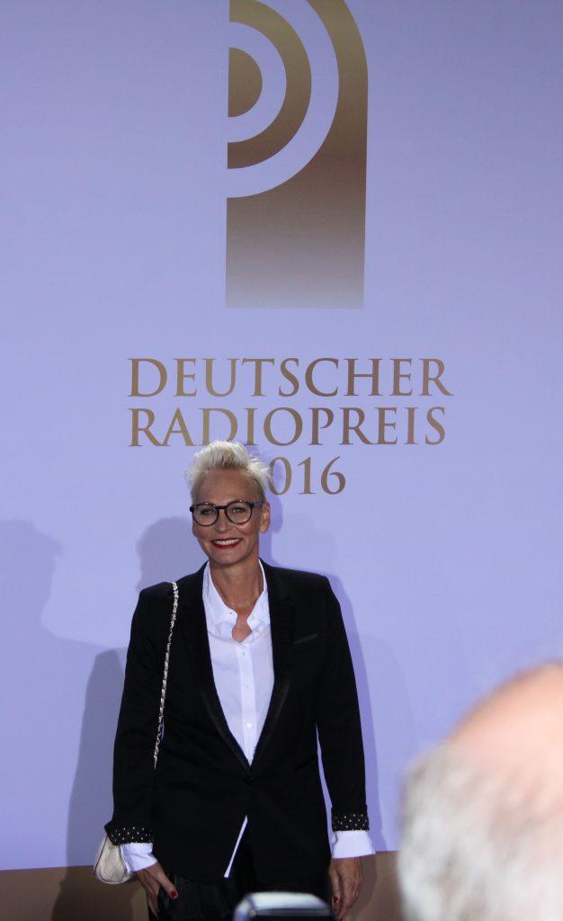 Laudatorin Bärbel Schäfer