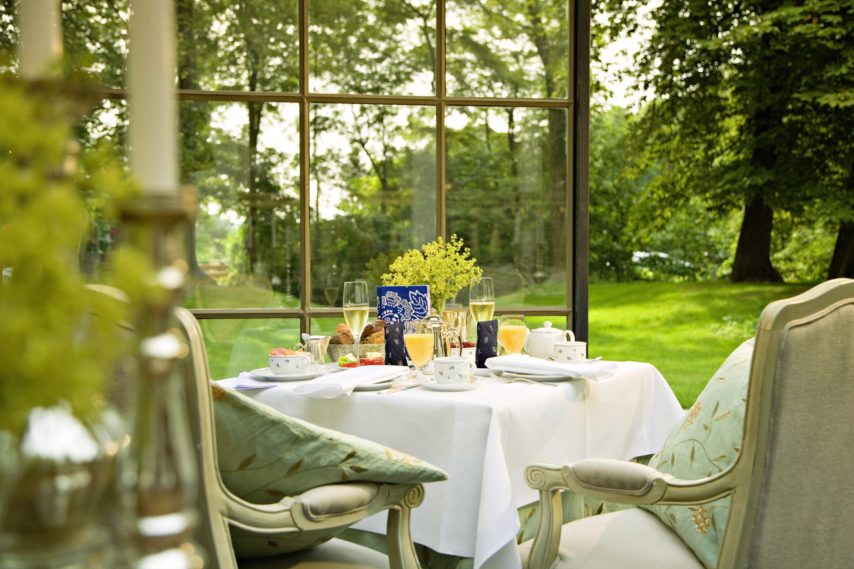 Frühstück im Bleiche Resort und Spa Spreewald