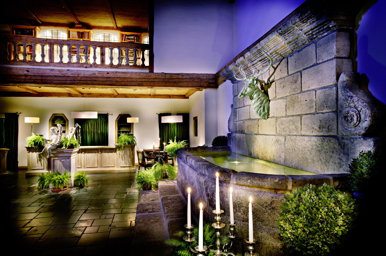 Hotelhalle im Bleiche Resort und Spa Spreewald